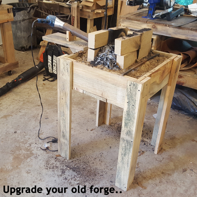 dirt box forge